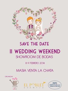 Save The Date Wedding Weekend