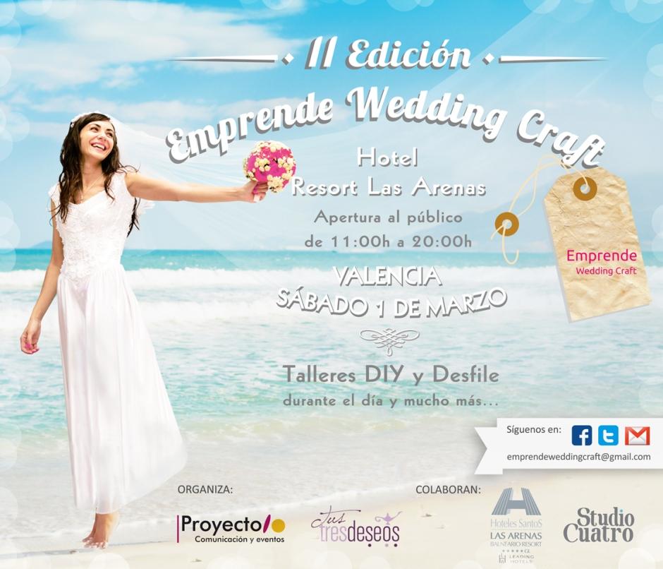 FLYER_2Emprende_Wedding_Craft