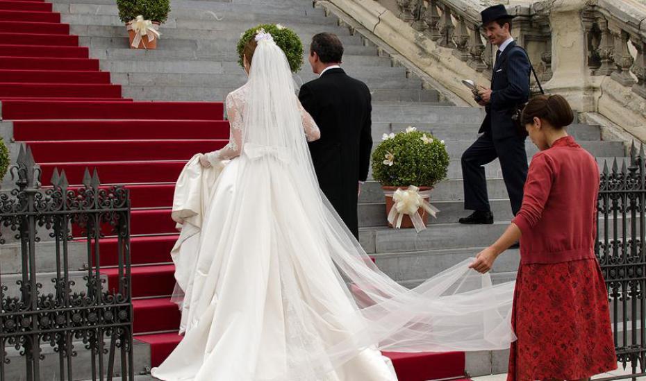 Vestido de novia velvet cristina