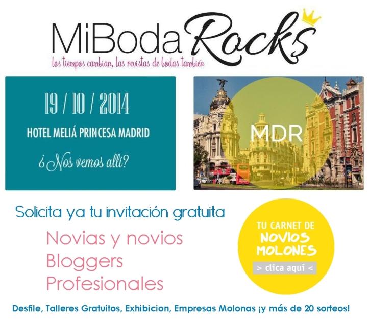 Cartel Madrid 2014