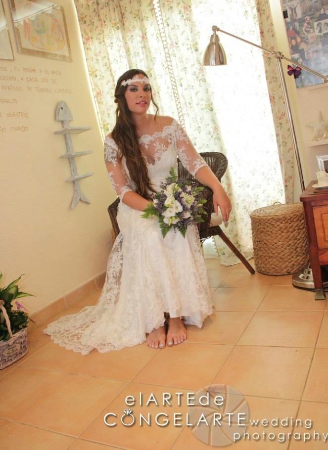 día novias de internet pequeña cerca de Cartagena