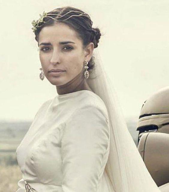 inma cuesta en la novia.